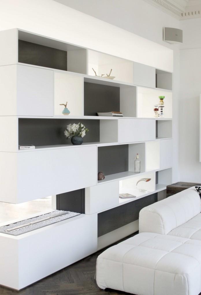 Parete Divisoria Cucina Soggiorno: Dividi gli spazi di casa con pareti diviso...