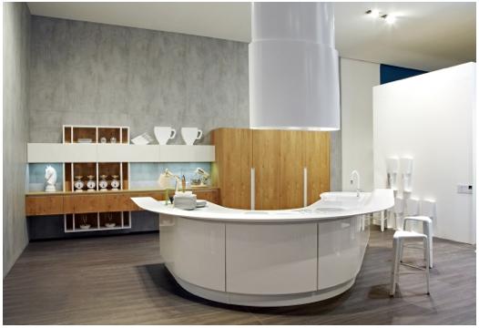 hi-macs® in cucina, con aran cucine e ar-tre | cavalleri comunicazione - Art Tre Cucine