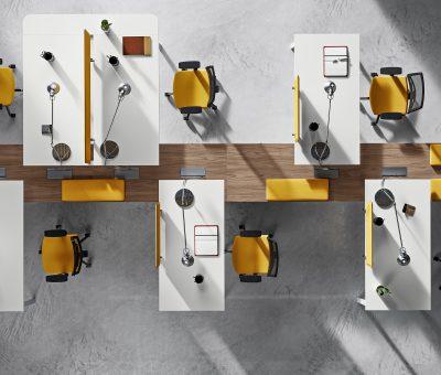 Newform Ufficio Vista Essence 1